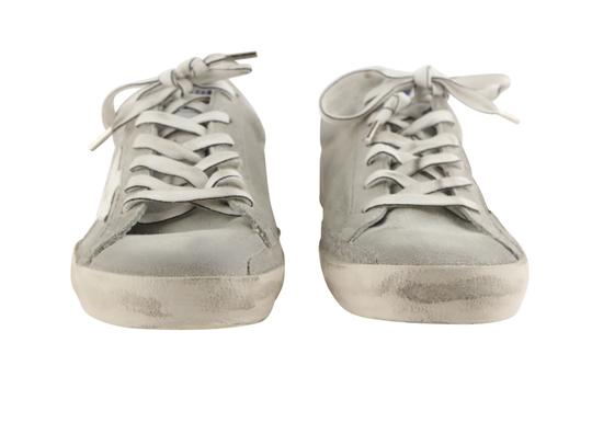 Golden Goose Deluxe Brand Grey Athletic Image 6