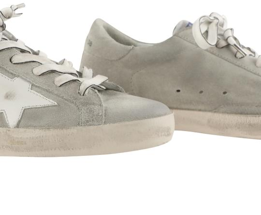 Golden Goose Deluxe Brand Grey Athletic Image 7