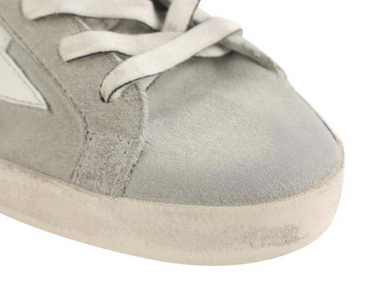 Golden Goose Deluxe Brand Grey Athletic Image 8