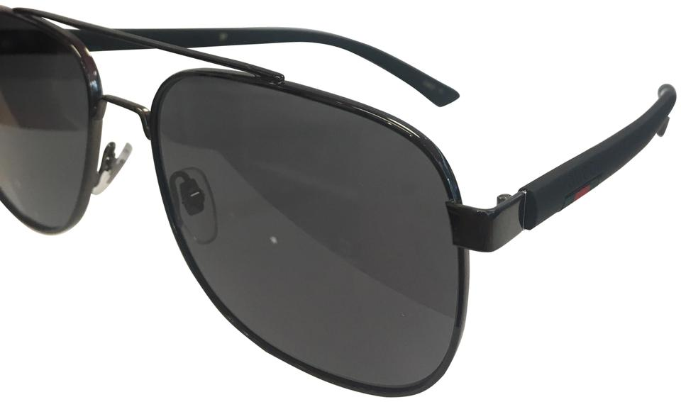 3d252d8fa4aa Gucci Sunglasses on Sale - Up to 70% off at Tradesy