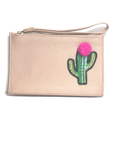 Item - Toasted Wheat On Purpose Cactus Mini Pouch Nwot. Wallet