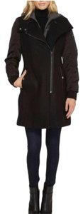 Marc New York Wool Edgy Classic Preppy Winter Trench Coat