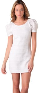IRO short dress White on Tradesy