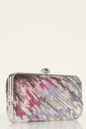 Judith Leiber silver Clutch Image 1