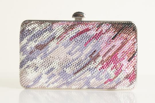 Judith Leiber silver Clutch Image 3