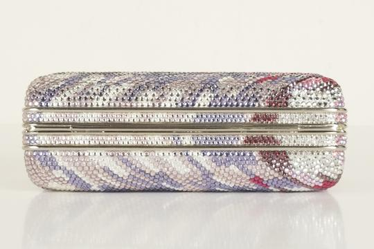 Judith Leiber silver Clutch Image 4
