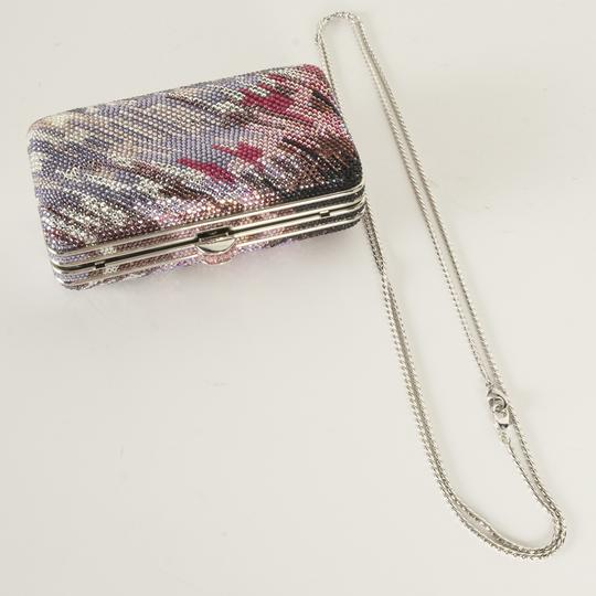 Judith Leiber silver Clutch Image 7