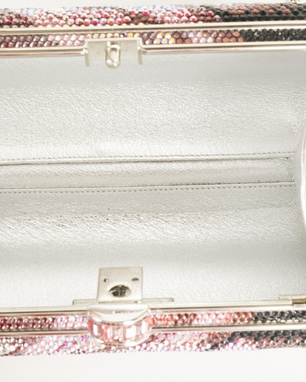 Judith Leiber silver Clutch Image 8