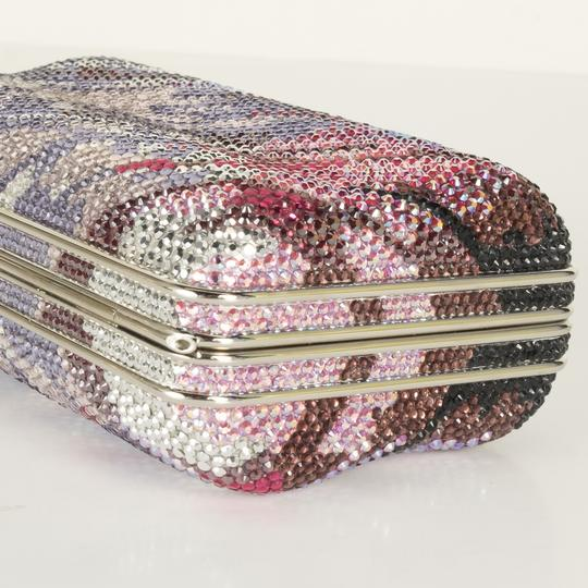 Judith Leiber silver Clutch Image 9