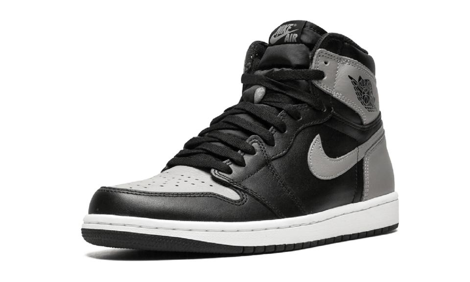 Nike Black and Grey Box New In Men\u0027s Air Jordan 1 Retro Og High Tops  Sneakers Size US 12.5 Regular (M, B) 26% off retail
