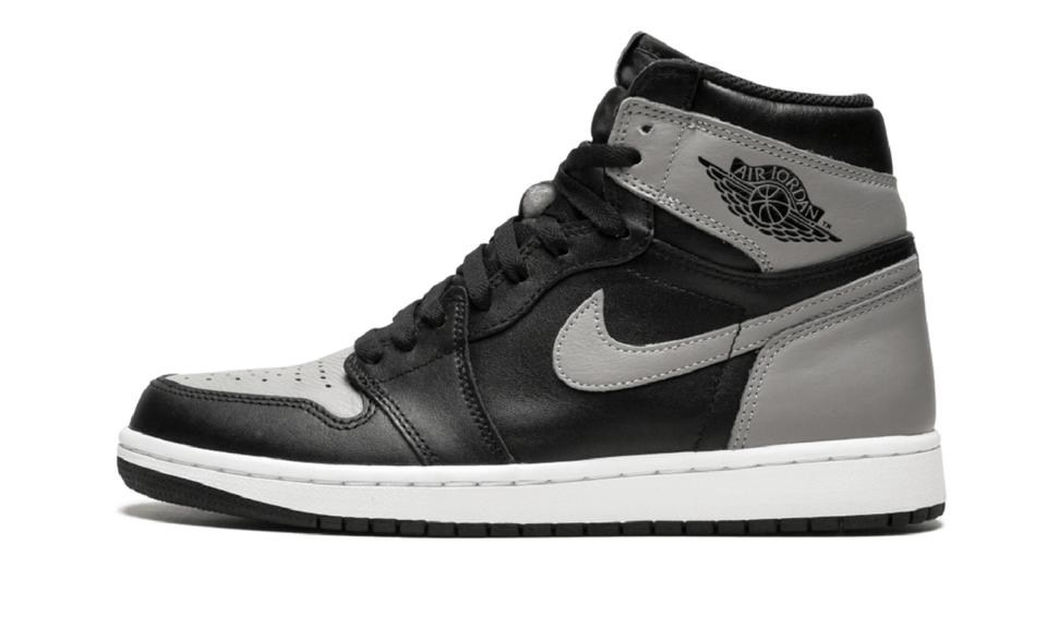 Nike Black and Grey Box New In Men's Air Jordan 1 Retro Og High Tops  Sneakers Size US 12.5 Regular (M, B) 26% off retail