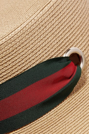Gucci Brand New - Gucci Papier Wide Brimmed Hat - Size Small Image 2