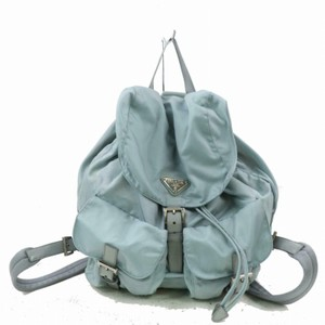 Prada Montsouris Bosphore Palm Spring Backpack