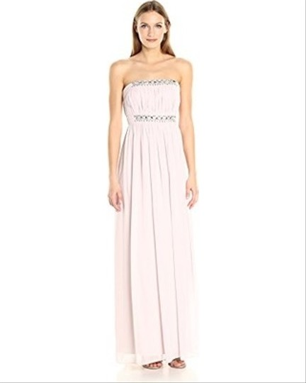 Preload https://img-static.tradesy.com/item/25716281/donna-morgan-mist-chiffon-kyle-strapless-gown-with-beaded-detail-formal-bridesmaidmob-dress-size-12-0-0-540-540.jpg