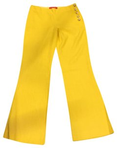 Cartonnier Flare Pants yellow