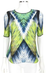 MILLY Top Multi-colored