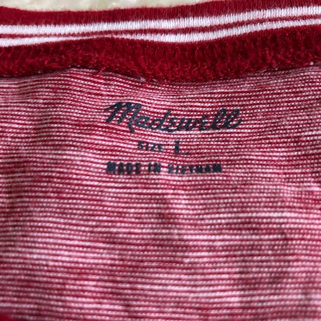 Madewell T Shirt red Image 6