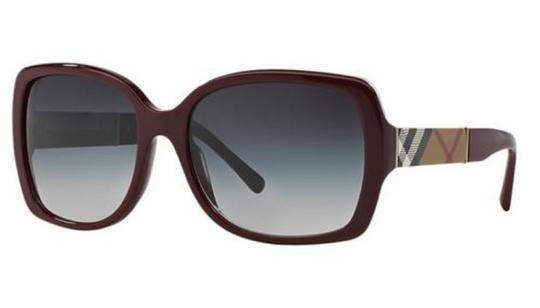 Preload https://img-static.tradesy.com/item/25717015/burberry-burgundybordeaux-be4160-34038g-burgundybordeaux-new-sunglasses-0-0-540-540.jpg