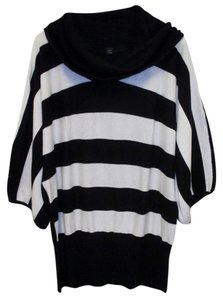 Style & Co & Co. Plus Size Cowl-neck & Striped 2x 18/20 Sweater