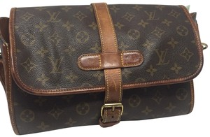Authentic Louis Vuitton Crossbody Bag Cross Body Bag
