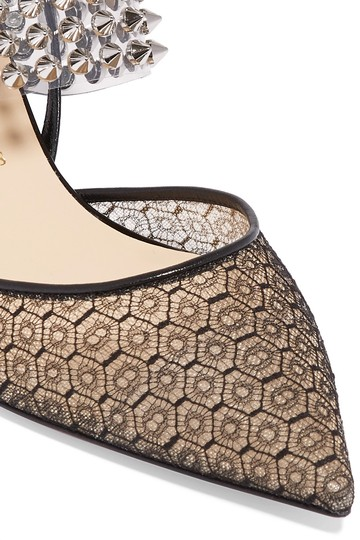 Christian Louboutin Levita 55mm Lace Pumps Image 1