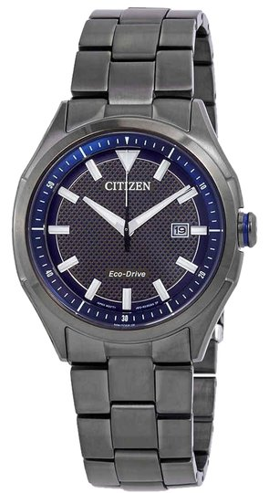 Citizen Citizen Men's WDR Eco-Drive Blue Dial Watch AW1147-52L Image 0