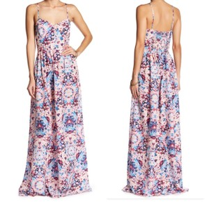 pink Maxi Dress by Parker