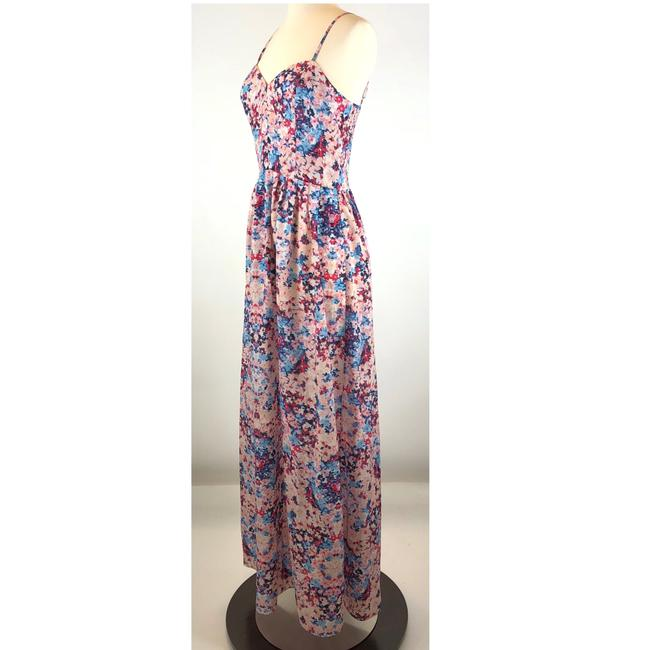 pink Maxi Dress by Parker Image 2