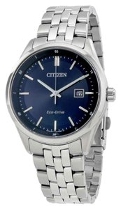 Citizen Citizen Men's Bracelet Blue Dial Eco-Drive Watch BM7251-53L