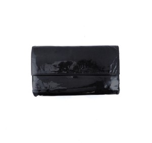 Gucci Supreme GG Monogram Canvas Leather Long Clutch Wallet Italy