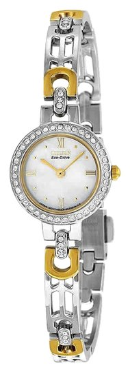 Preload https://img-static.tradesy.com/item/25718634/citizen-silvergold-women-s-silhouette-eco-drive-mother-of-pearl-dial-ew8464-52d-watch-0-1-540-540.jpg
