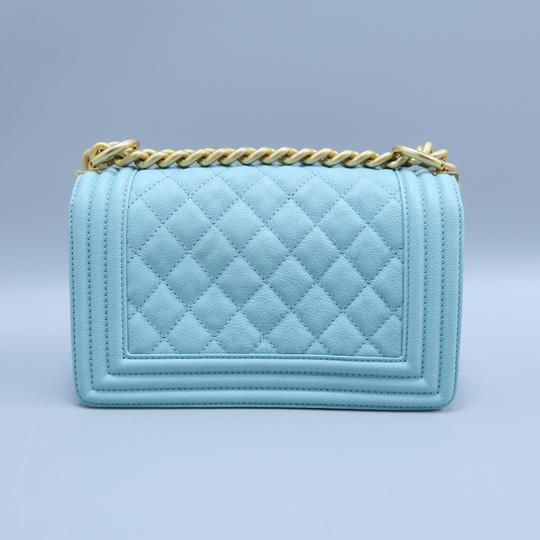 Chanel Boy Small Caviar Shoulder Bag Image 2