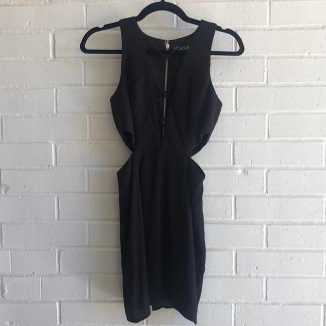 NBD Revolve Cutout Date Party Dress Image 2