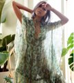 green Maxi Dress by H&M Image 1