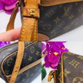 Authentic Louis Vuitton Crossbody Bag Cross Body Bag Image 10