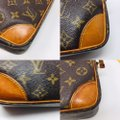 Authentic Louis Vuitton Crossbody Bag Cross Body Bag Image 9