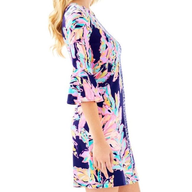 Lilly Pulitzer short dress purple blue on Tradesy Image 2