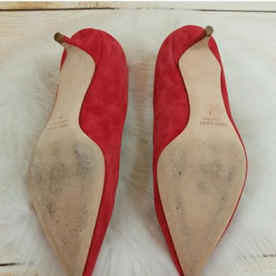 Butter red Flats Image 5