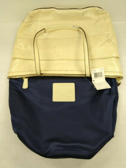 Coach 1941 19198 Tote in Ivory Image 9