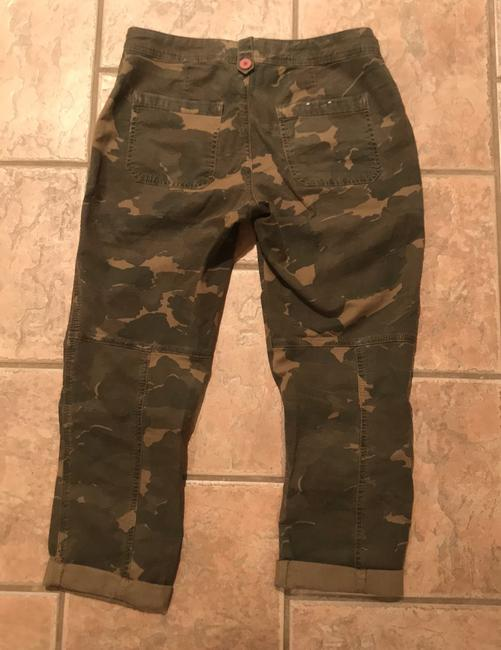Anthropologie Relaxed Pants camouflage Image 2