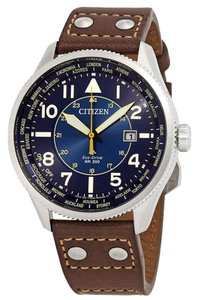 Citizen Citizen Men's Promaster Nighthawk Eco-Drive Blue Dial BX1010-11L