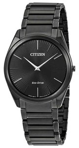Citizen Citizen Men's Stiletto Black Dial Watch AR3075-51E