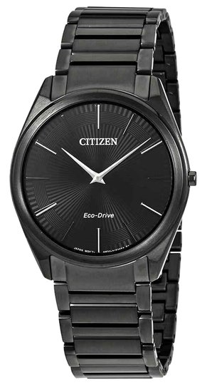 Preload https://img-static.tradesy.com/item/25718963/citizen-black-men-s-stiletto-dial-ar3075-51e-watch-0-1-540-540.jpg