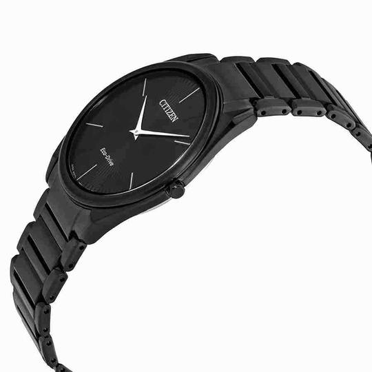 Citizen Citizen Men's Stiletto Black Dial Watch AR3075-51E Image 2