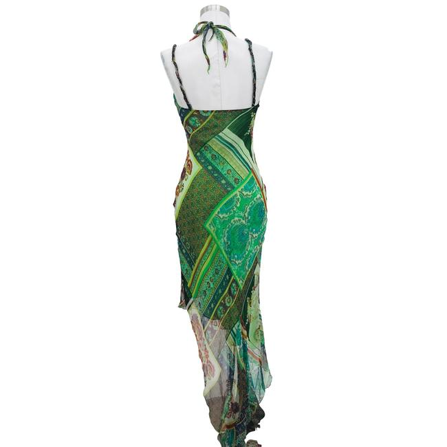 Green Maxi Dress by Cache Image 2