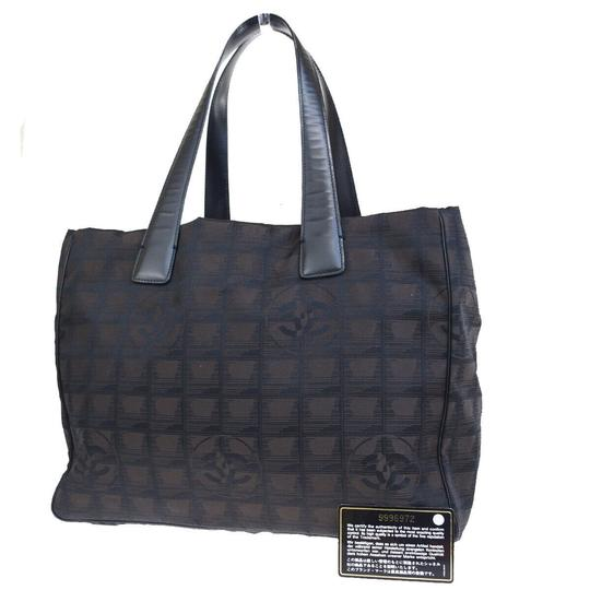 Chanel Made In France Tote in black Image 0
