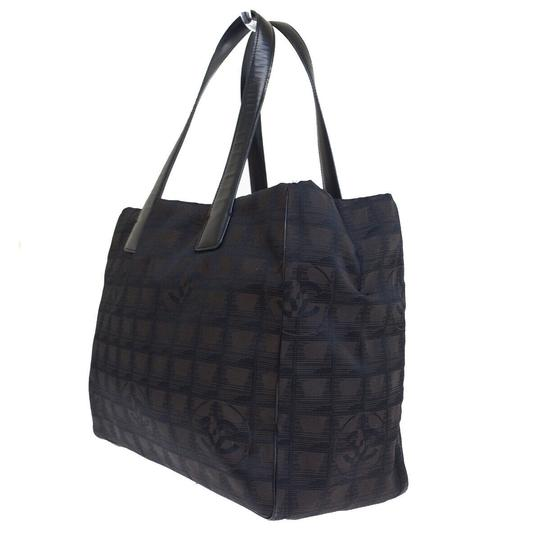 Chanel Made In France Tote in black Image 1