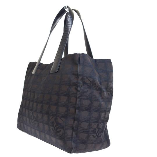 Chanel Made In France Tote in black Image 2
