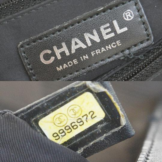 Chanel Made In France Tote in black Image 9
