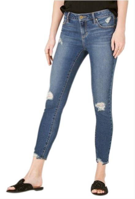 Articles of Society Skinny Jeans-Distressed Image 0